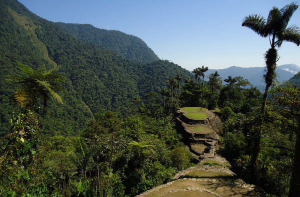 South America Travel - Ciudad Perdida