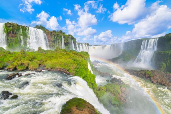 South America Travel - Iguazu Falls