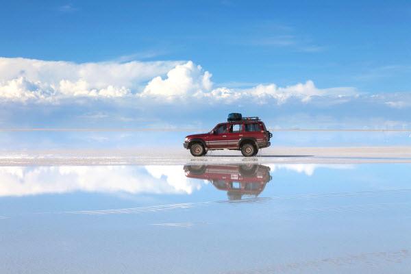 South America Travel Uyuni Salt Flats