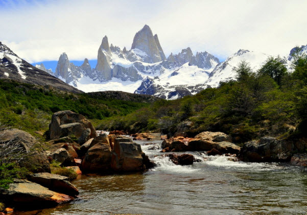 South America is best to visit in the Spring and Summer