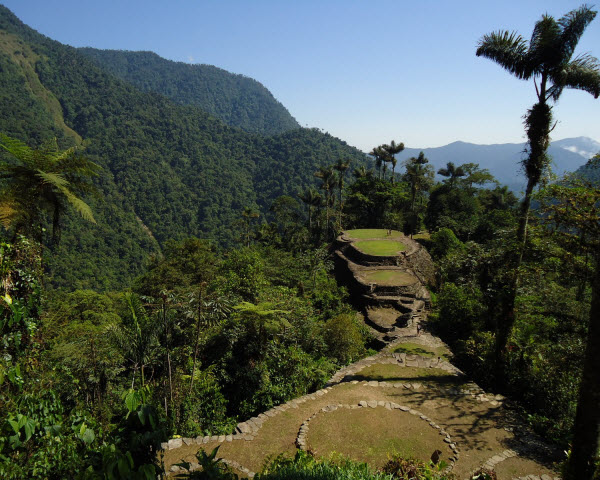 The Lost City Ciudad Perdida Colombia