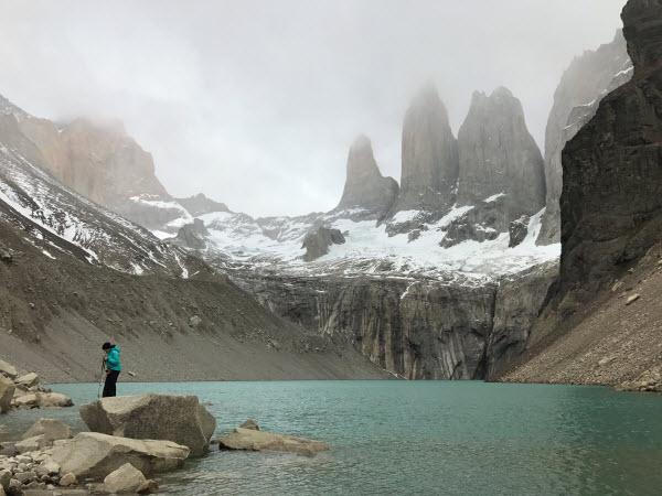 W Trek Torres del Paine Patagonia