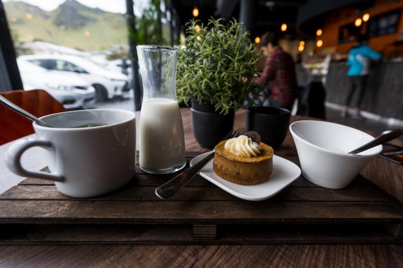 Coffee in Reykjavík