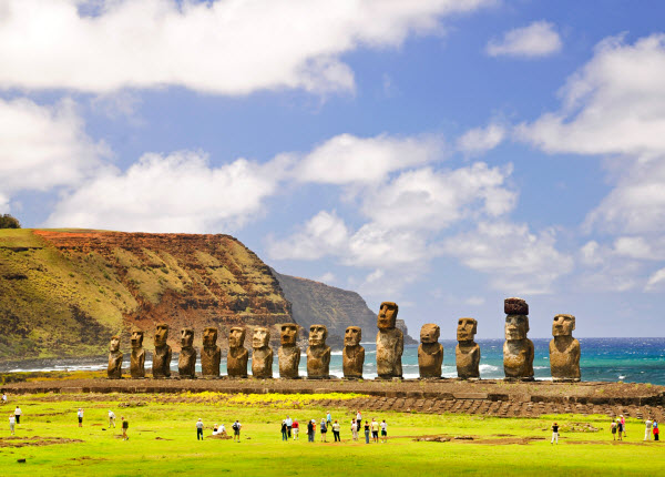Historical - Easter Island