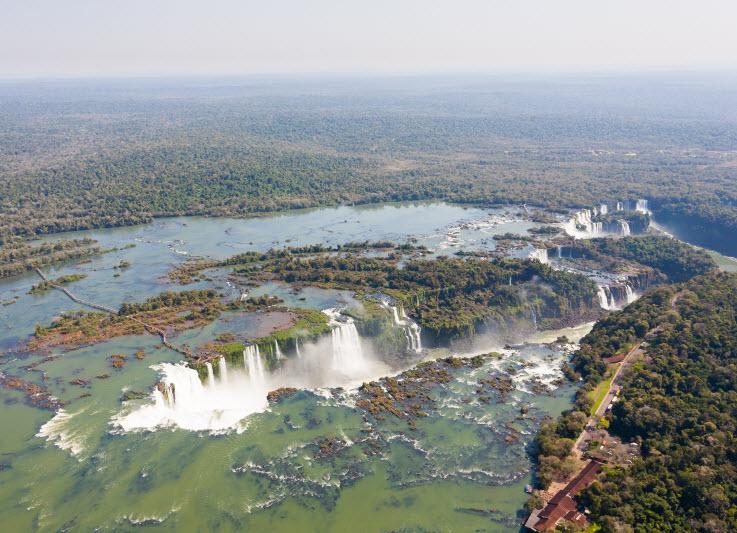 Iguazu Falls National Park tour