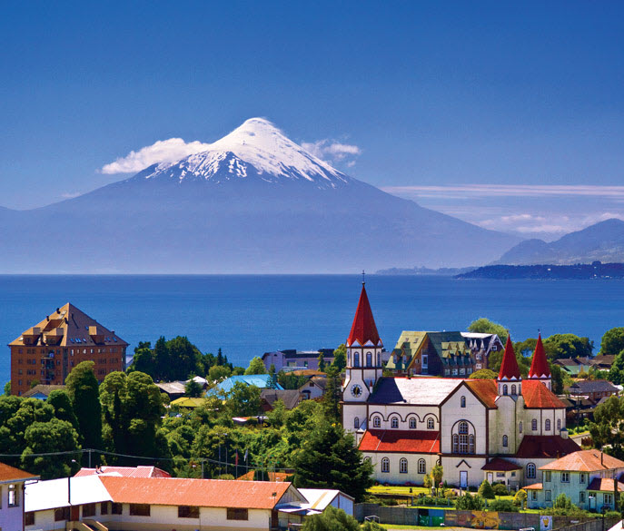 Neighbouring Chile