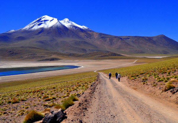 North and Atacama Desert