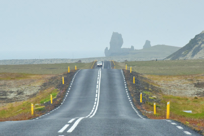 Self-drive around Iceland
