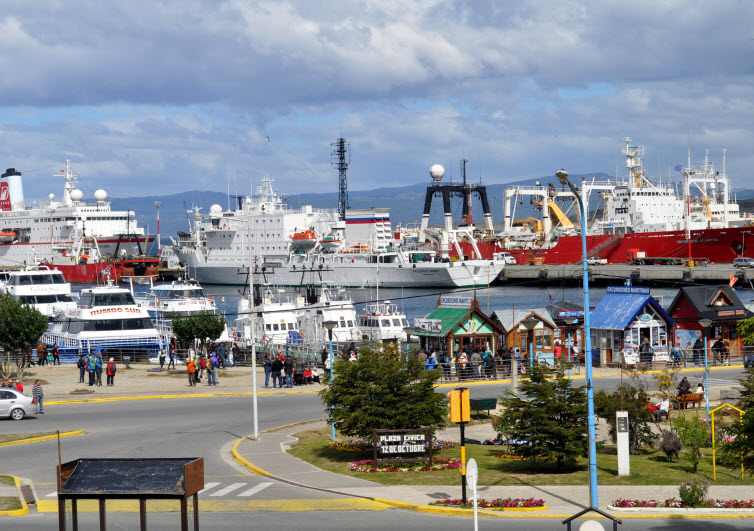 Ushuaia A penal colony for 45 years