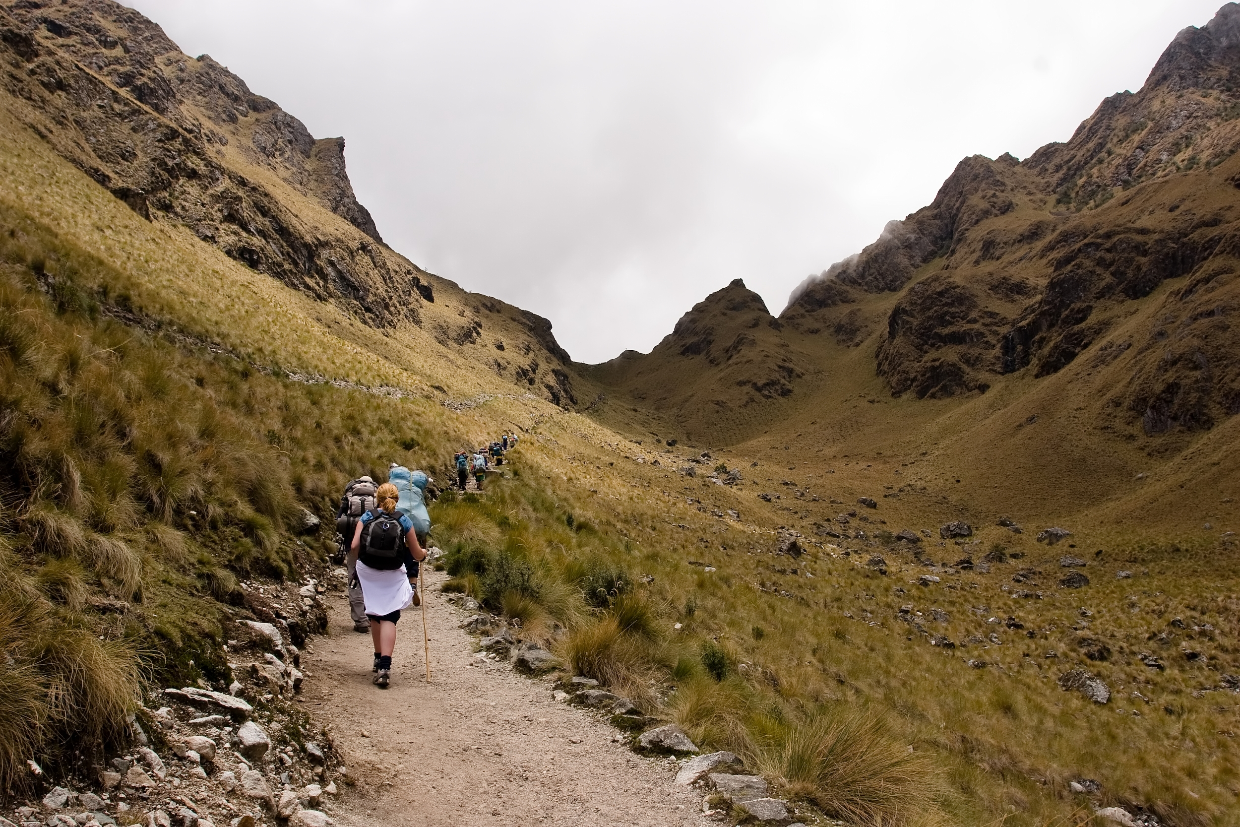 Choose a different Inca Trail Trek