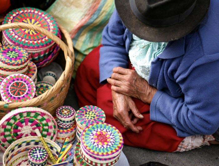 Escaping the tourist trail in Ecuador