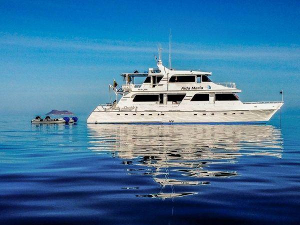 Galapagos Islands Cruising - Aida