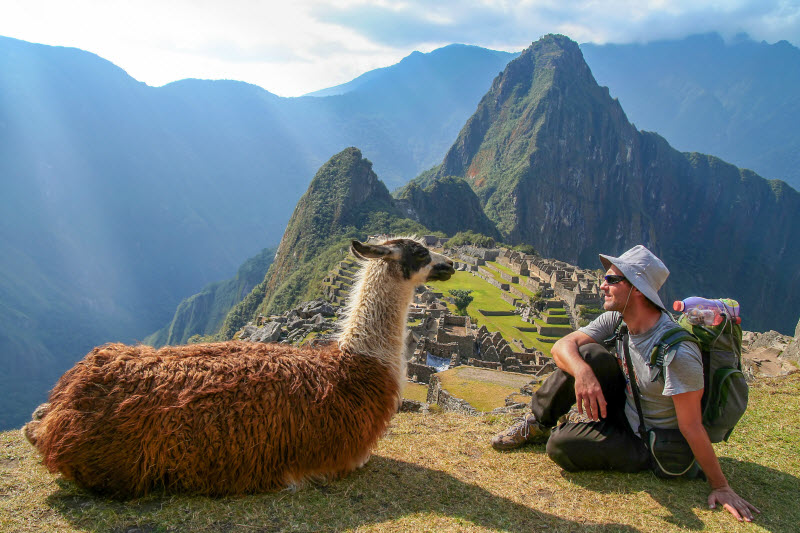 Guided tours in Peru