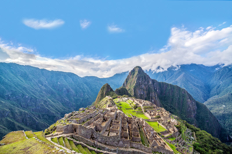 Machu Picchu luxury travel