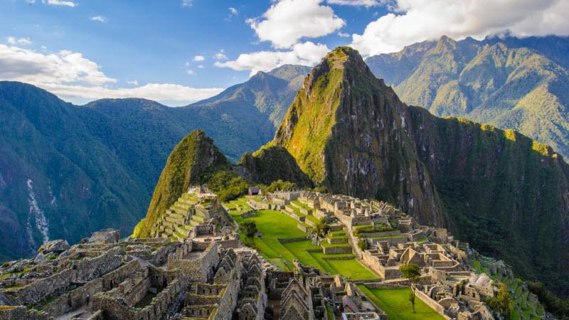 Magnificence of Machu Picchu