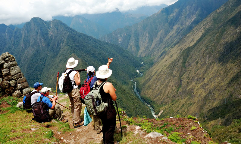 Peru small group tours