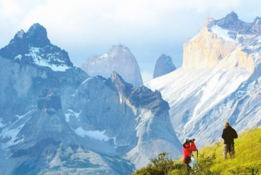 The Patagonia iconic itinerary