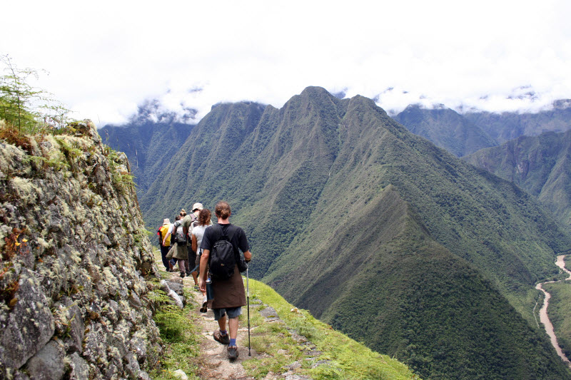 Traditional Inca Trail