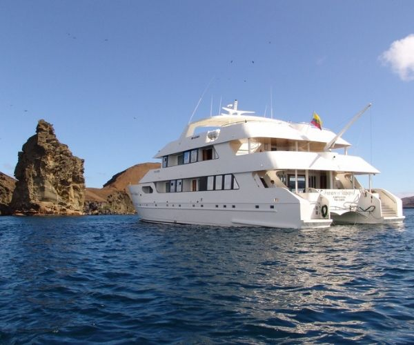 Treasure - Galapagos Islands Cruise