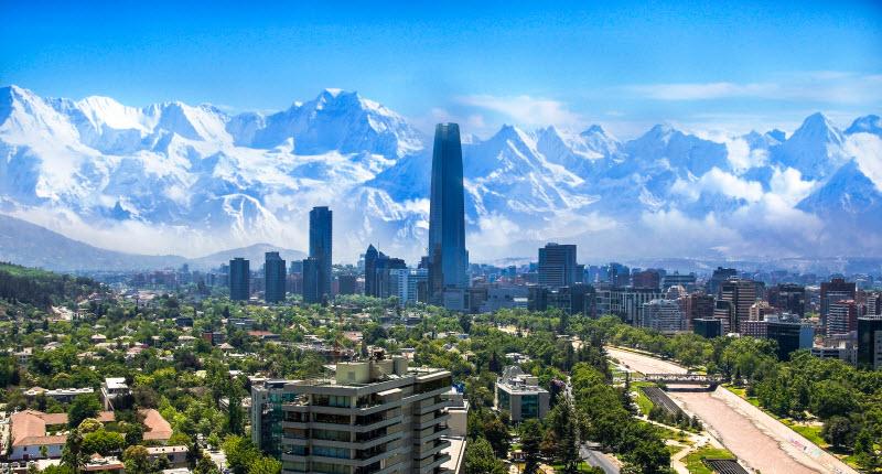 Day 1 in Santiago