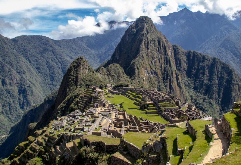 Day 11 Macchu Picchu