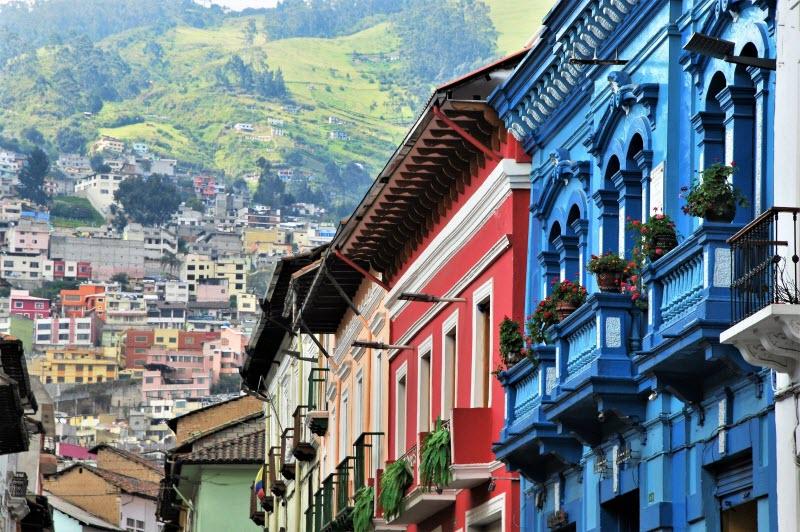 Day 2 - Quito