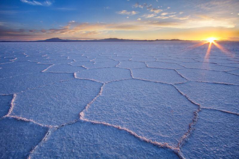 Day 6 Uyuni Salt Flats