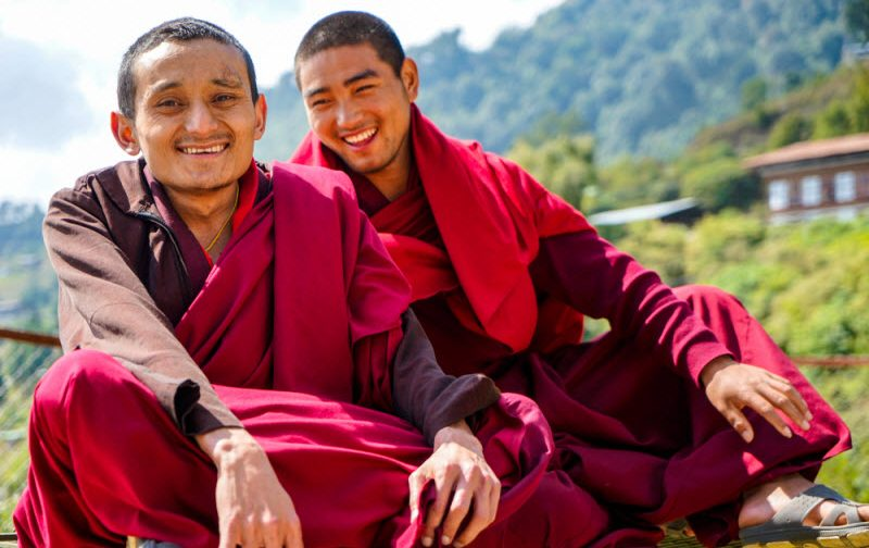 Happiness in Bhutan