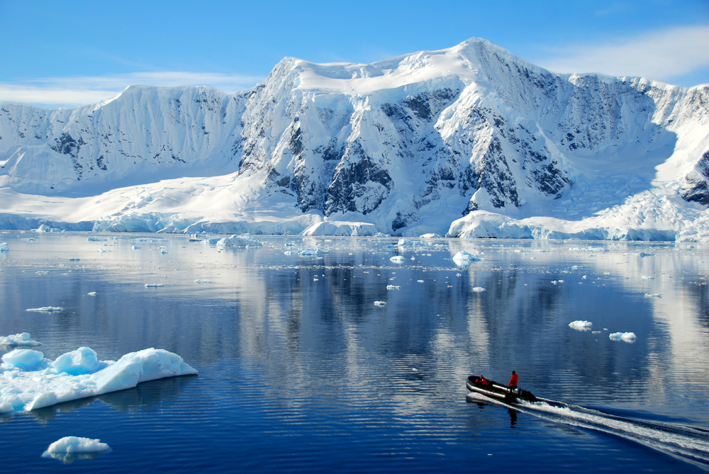 Antarctica travel is a passion