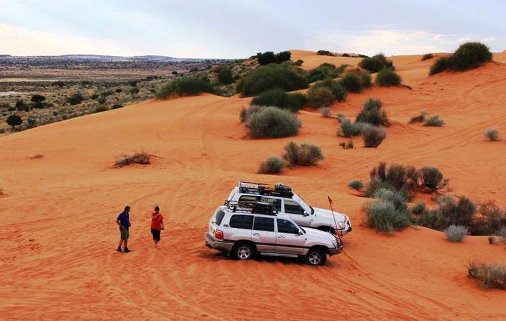 Simpson Desert | Travel NSW | Forward Travel